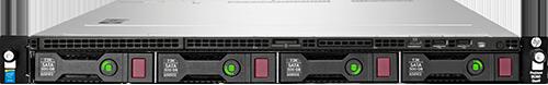 DL160 Gen9 (2xE5-2680v4) 4-LFF dedicated server image