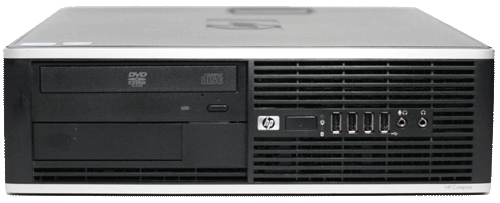 HP i7-3770 Elite 8300 SFF dedicated server image